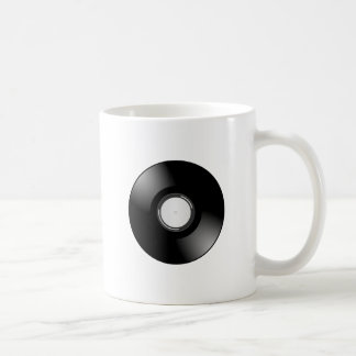 Vinyl Record by Chillee Wilson Coffee Mug