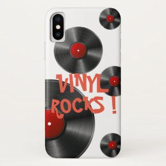VINYL RECORD DESIGN PHONE CASE