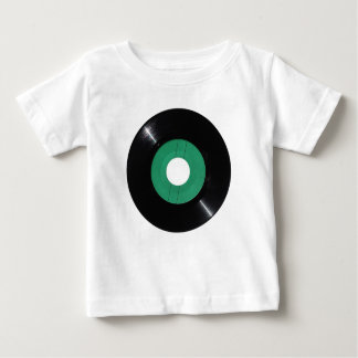 Vinyl record transparent PNG Baby T-Shirt
