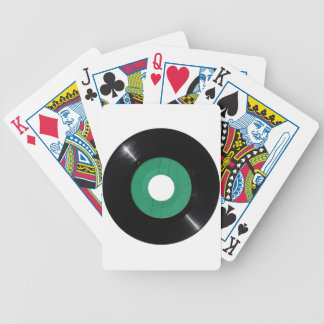 Vinyl record transparent PNG Bicycle Playing Cards