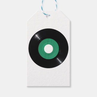 Vinyl record transparent PNG Gift Tags
