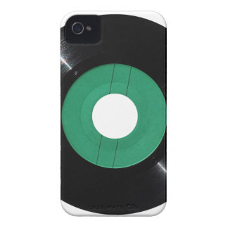 Vinyl record transparent PNG iPhone 4 Cover