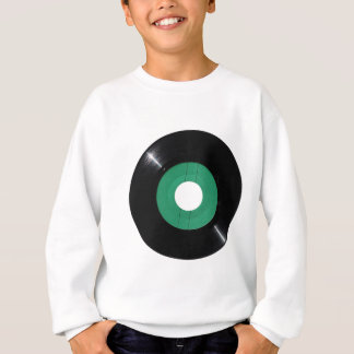 Vinyl record transparent PNG Sweatshirt
