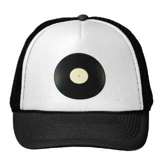 Vinyl Record Trucker Hat