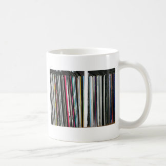 Vinyl Records Coffee Mug