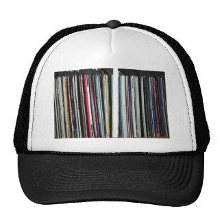 Vinyl Records Trucker Hat