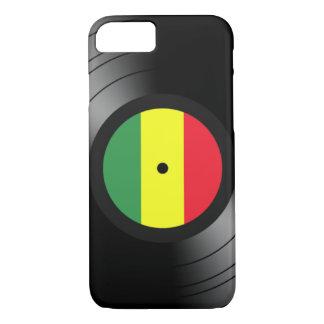 Vinyl reggae iPhone 7 case