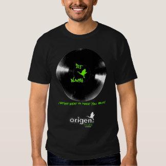 Vinyl Revival - DJ Nash Signature Design Shirt