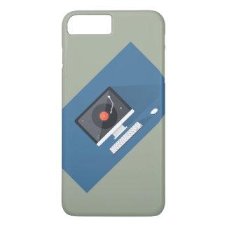 Vinyl Still Lives! iPhone 8 Plus/7 Plus Case