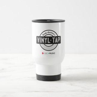 Vinyl Tap Travel Mug