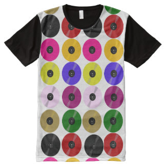 Vinyl - The Collectors' Edition All-Over-Print T-Shirt
