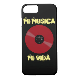 Vinyl - The Collectors' Edition iPhone 8/7 Case