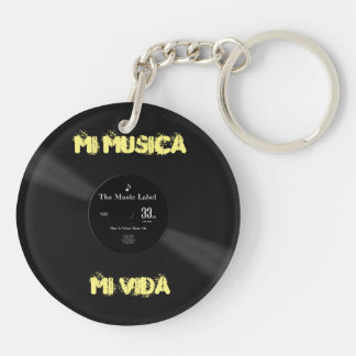 Vinyl - The Collectors' Edition Keychain