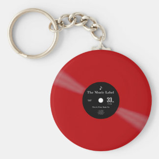 Vinyl - The Collector's Edition Keychain
