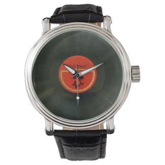 Vinyl Watches