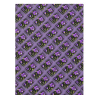 Viola Birthday Wishes Tablecloth