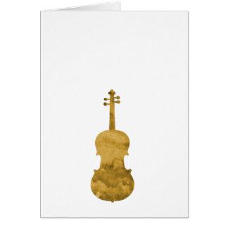 Viola Card