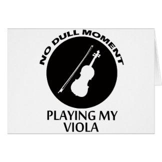 viola designs card