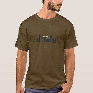 VIOLA dude T-Shirt