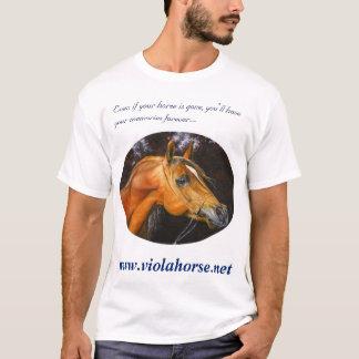 Viola Horse T-Shirt