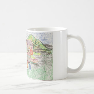 viola in serra.jpg coffee mug
