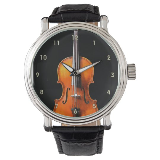 Viola or Violin Watch 7 by Leslie Harlow