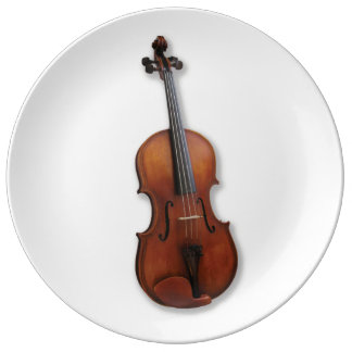 Viola Plate 2017 by Leslie Harlow