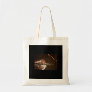 Viola - Tote Bag - Hand Painted - Sm