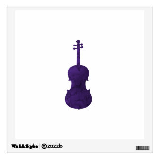 Viola Wall Decal