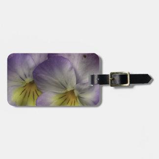 violas luggage tag
