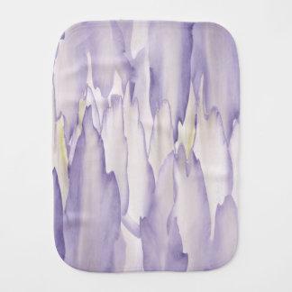 Violent Orchid Burp Cloth