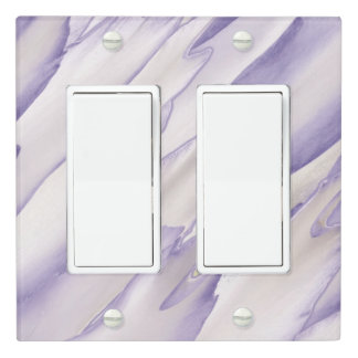 Violent Orchid Light Switch Cover