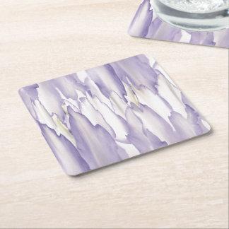 Violent Orchid Square Paper Coaster