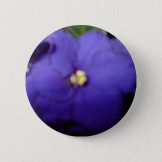 Violet 2 Inch Round Button