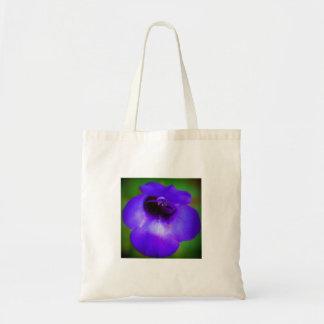 Violet Blue Flower