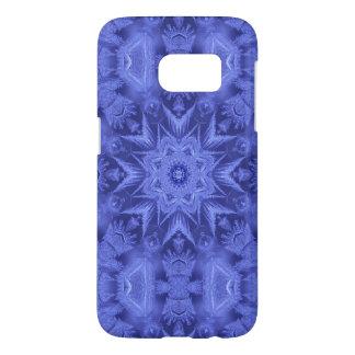 Violet Blue Frost Samsung Galaxy S7 Case