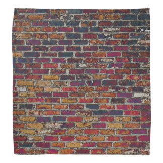 Violet Brick Bandanna