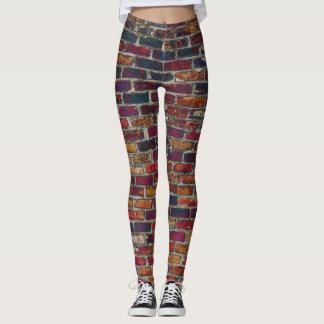 Violet Brick Built Leggings