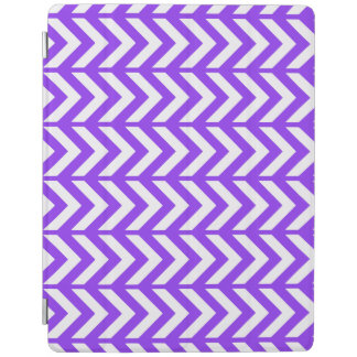 Violet Chevron 3 iPad Cover