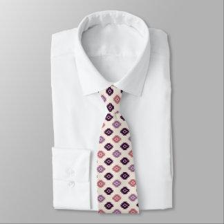 Violet Diamond Designer Men's Tie