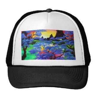Violet Eden Trucker Hat
