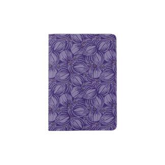 Violet Fig Passport Holder