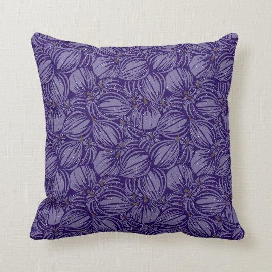 Violet Figs Pillow