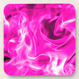 Violet flame and violet fire gifts from St Germain Coaster