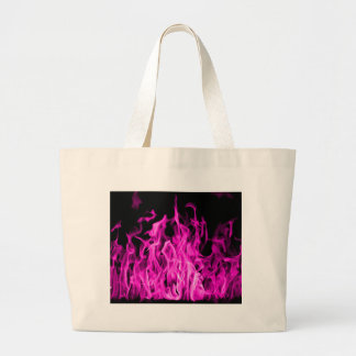 Violet flame and violet fire gifts from St Germain Large Tote Bag