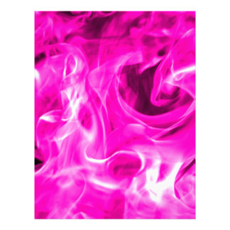 Violet flame and violet fire gifts from St Germain Letterhead