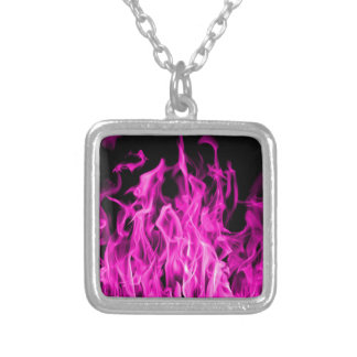 Violet flame and violet fire gifts from St Germain Silver Plated Necklace