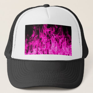 Violet flame and violet fire products and apparel trucker hat