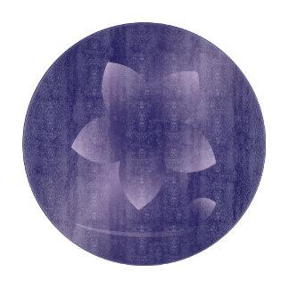 Violet flower boards