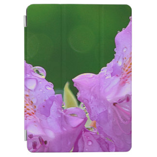 Violet Flower iPad Air Cover